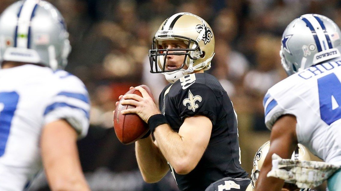 Saints v. Cowboys 1