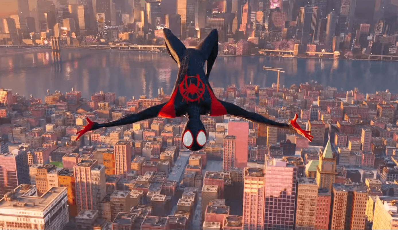 Neaux Reel Idea: Spider-Man: Into the Spider-Verse Review