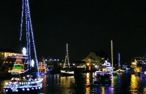 Lights on the Lake Boat Parade
