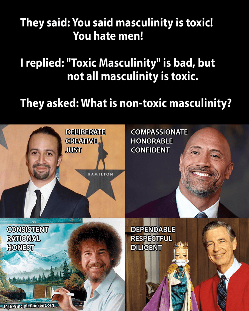 """Is """"toxic masculinity"""" real or just an attack on men?"""