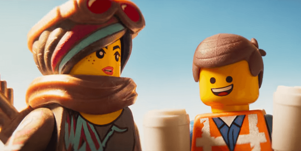 Neaux Reel Idea: The Lego Movie 2 Review