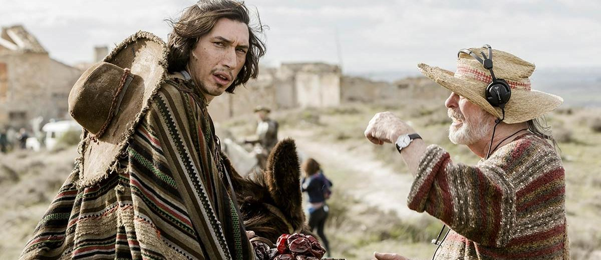 Neaux Reel Idea: The Man Who Killed Don Quixote Review