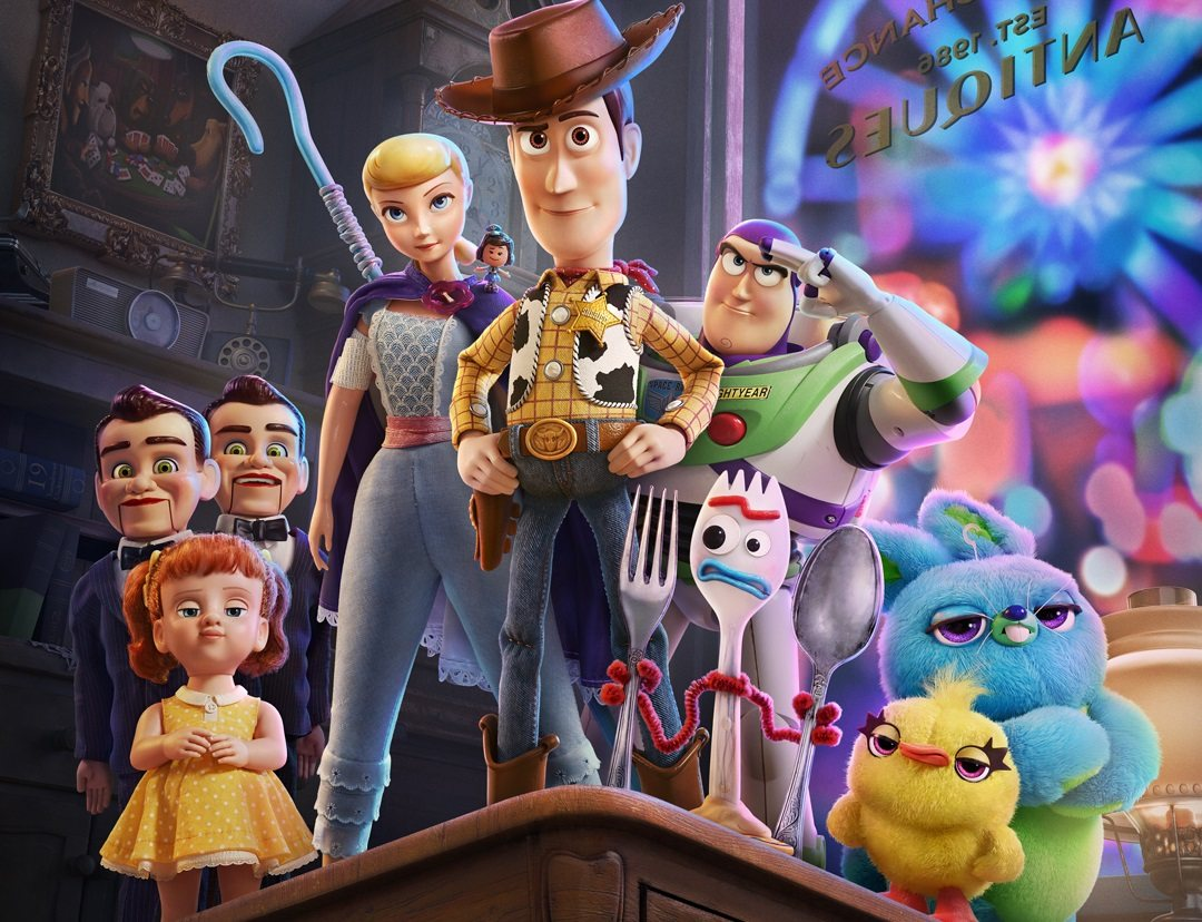 Neaux Reel Idea: Toy Story 4 Review